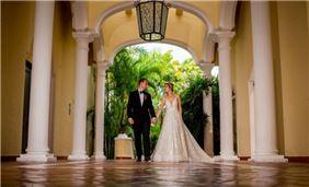 wedding in casa velas