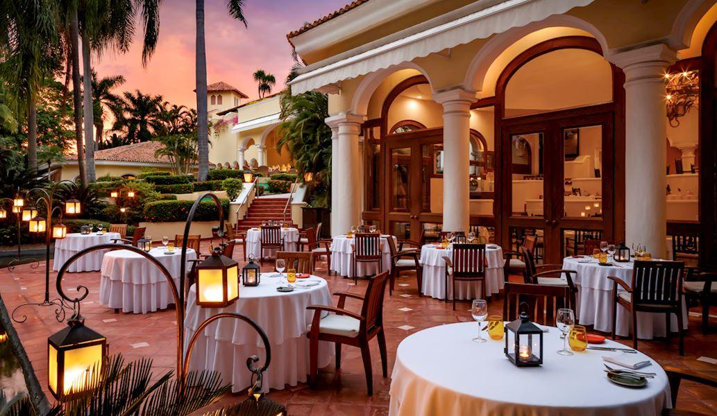 Emiliano Restaurant at Casa Velas Hotel, Puerto Vallarta