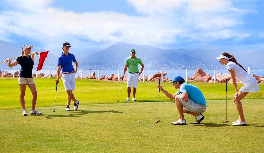 Casa Velas Hotel, Puerto Vallarta offers Marina Vallarta Golf Club