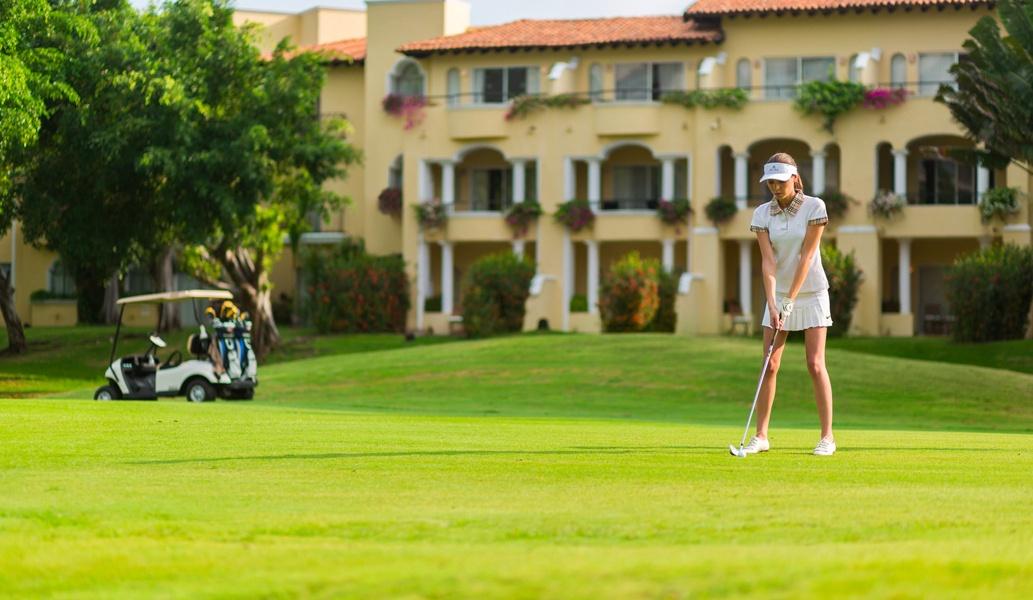 Vista Vallarta Golf Club in Casa Velas Hotel, Puerto Vallarta