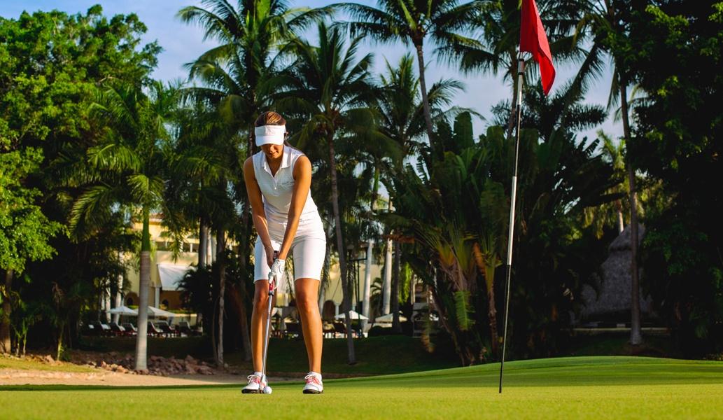 Casa Velas Hotel, Puerto Vallarta Golf Courses