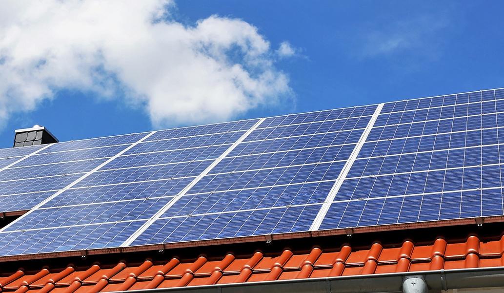 Solar Panels in Casa Velas Hotel, Puerto Vallarta