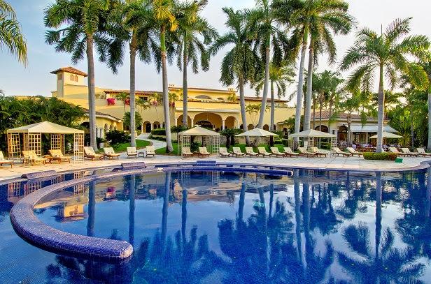 Casa Velas Pool LR
