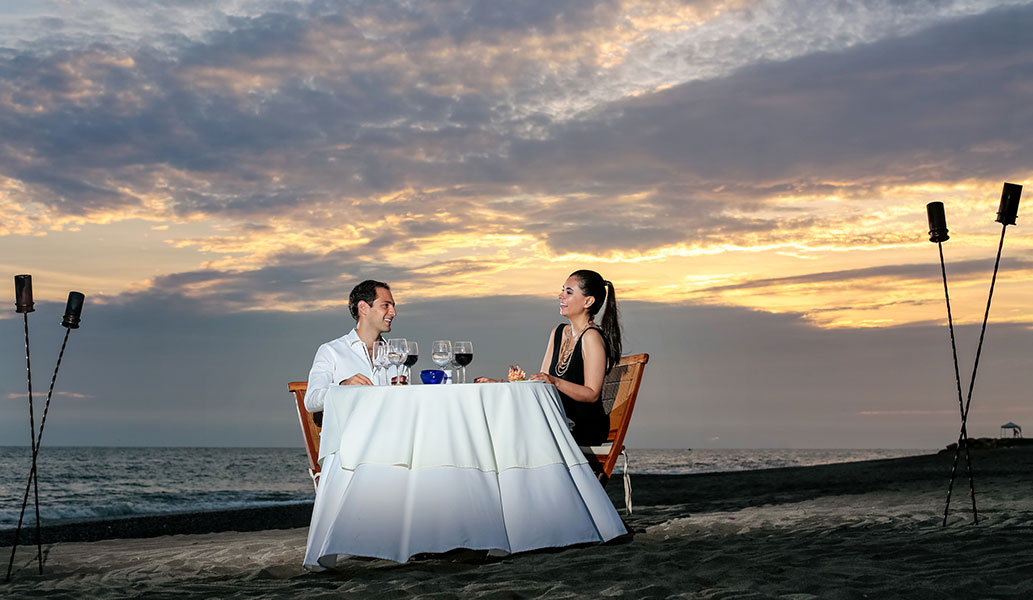 Dinner Under the Stars