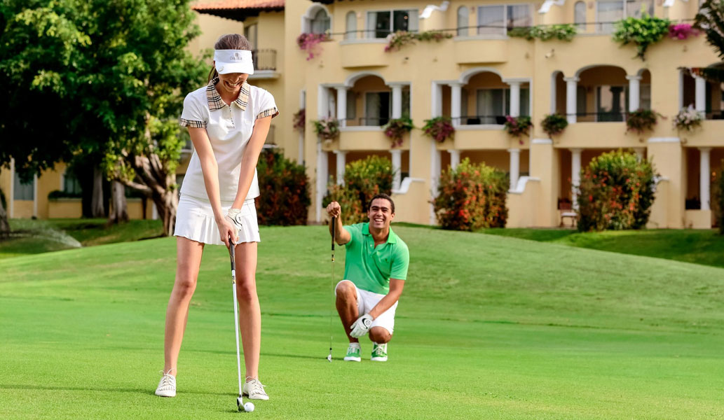 Golf Package in Casa Velas Hotel, Puerto Vallarta