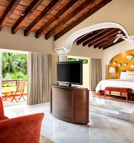 Governor Suite in Casa Velas Hotel, Puerto Vallarta