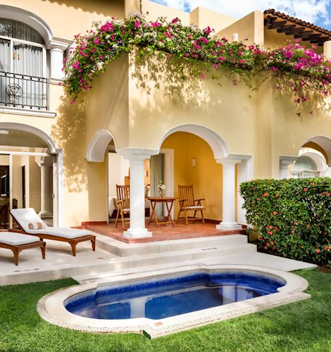 Casa Velas Hotel, Puerto Vallarta offers Grand Class Plus Suites