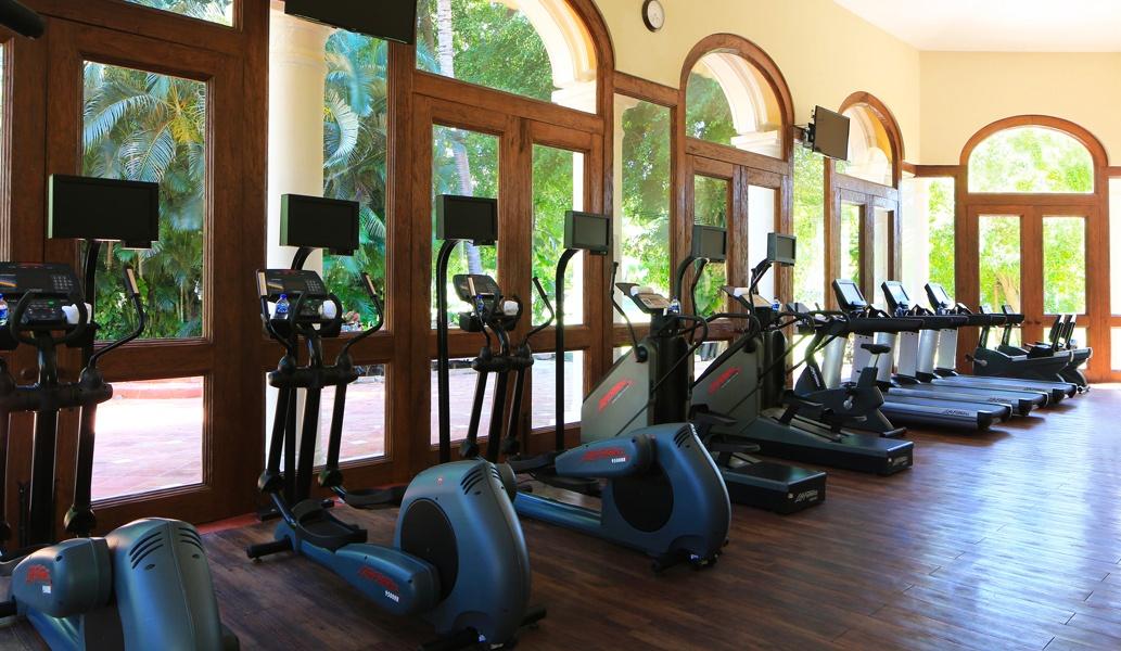 Casa Velas Hotel, Puerto Vallarta High-Performance Gym