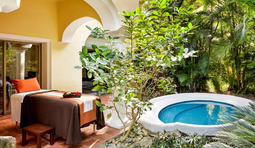 Wellness Suite of Casa Velas Hotel, Puerto Vallarta