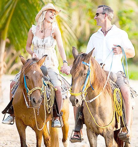 Casa Velas Hotel, Puerto Vallarta offers Horseback Riding