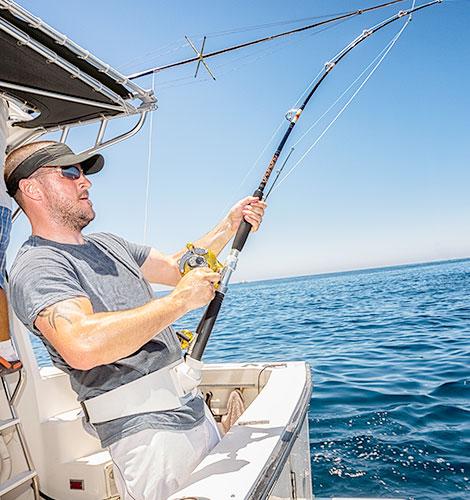 Enjoy Fishing in Puerto Vallarta