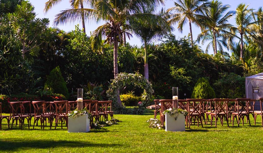Botanical Garden of Casa Velas Hotel, Puerto Vallarta