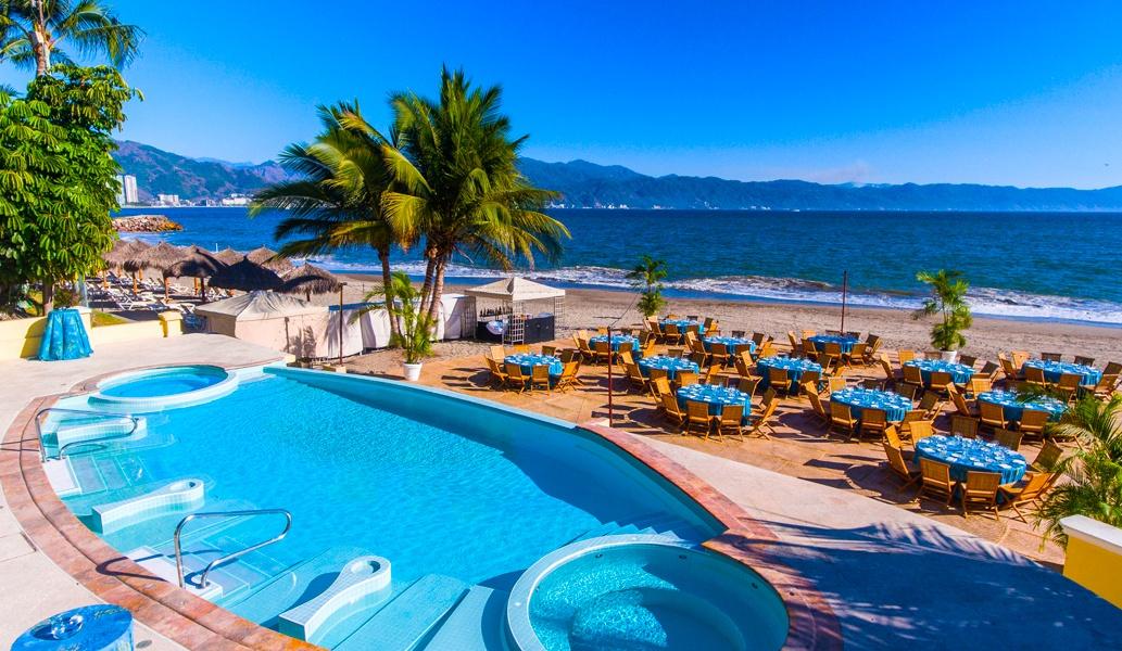 Ocean Club of Casa Velas Hotel, Puerto Vallarta