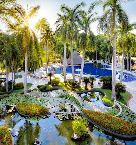 your secret oasis at casa velas